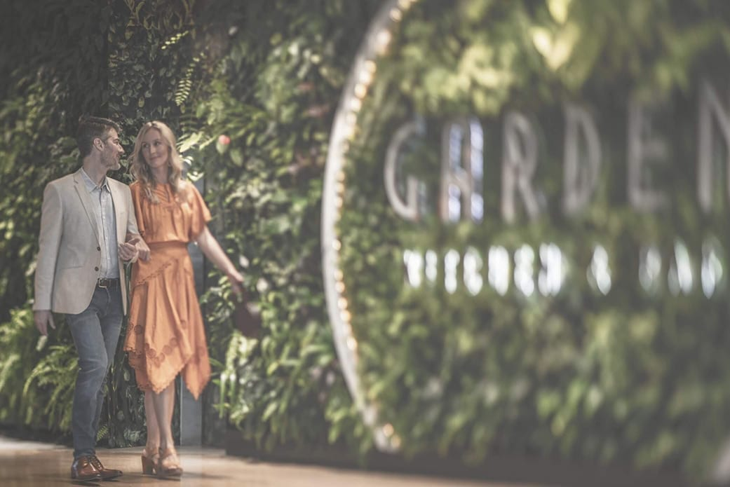 Garden Kitchen & Bar, The Star Gold Coast
